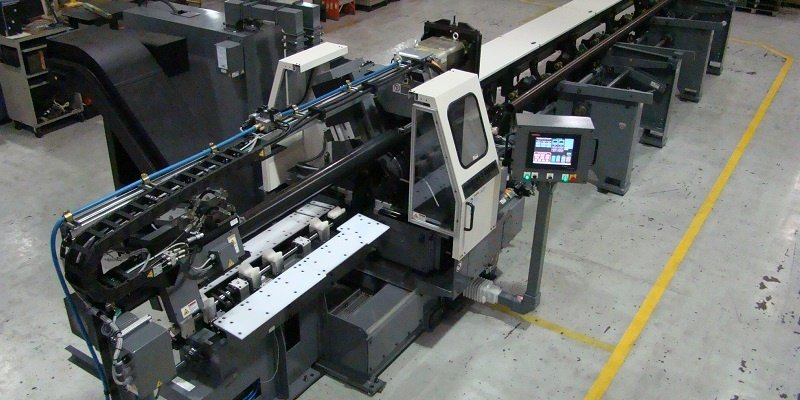 ACL automatic cutoff lathes