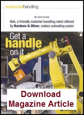 Material Handling Article