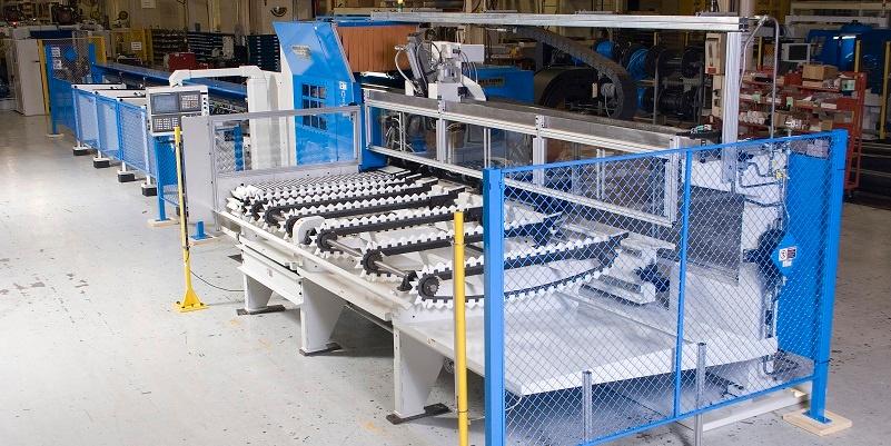 2SC-350 Hydraulic Cylinder Piston Rod System