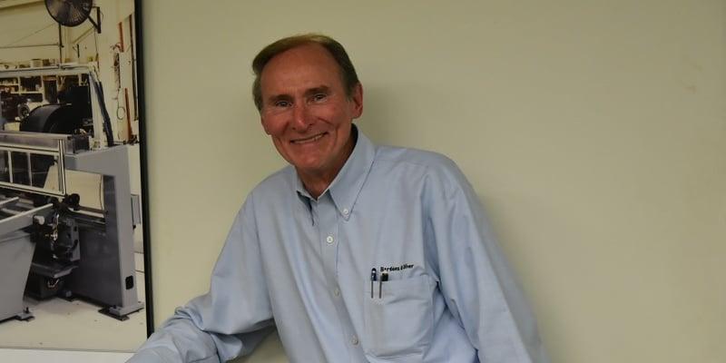 William Beattie - President, Bardons & Oliver Machine Shop Machine Builder