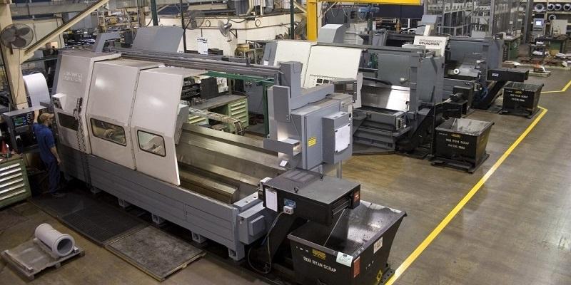 contract machining machine shop