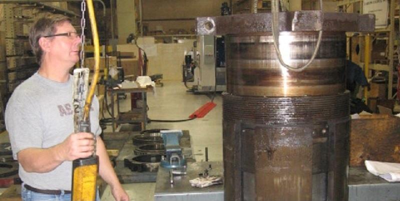 Repair Parts Service in Machine Rebuilder-Machine Shop