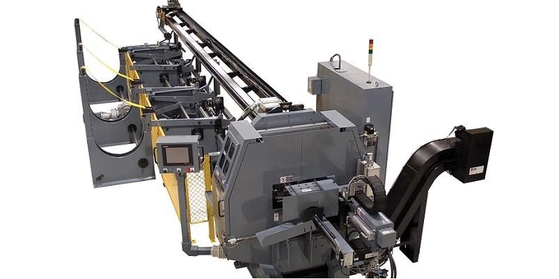 Rotating Head cutoff machine