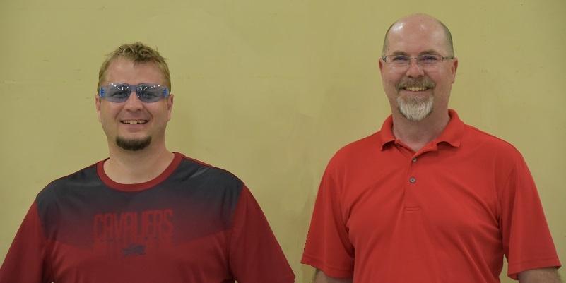 Bardons & Oliver Machine Shop Team Members