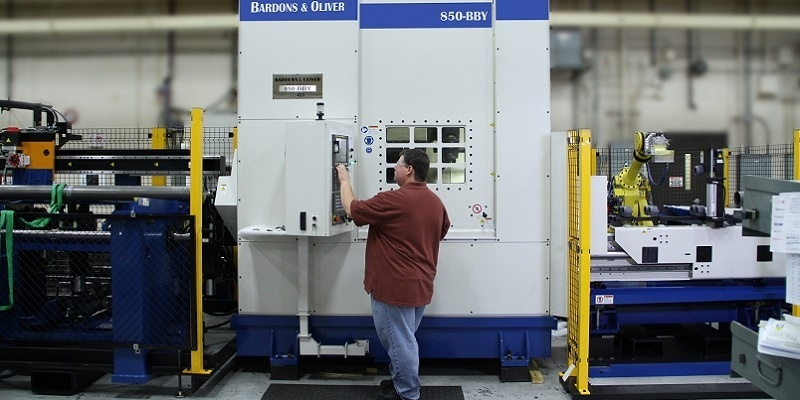 Machine Tool and Contract Machining Products and Machines