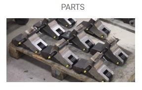 machine tools spare repair parts