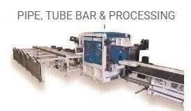 pipe-tube-bar machines