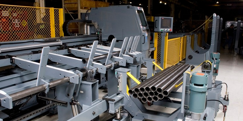 pipe tube bar processing machines