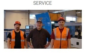 service machine builders machine tools